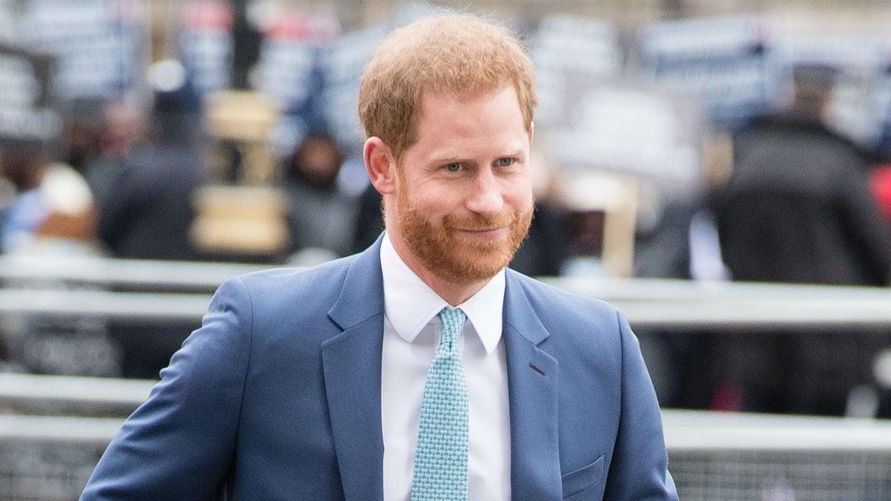 Prince Harry Is 'Aware of Everything' Happening Regarding Princess Diana's BBC Investigation - Entertainment Tonight