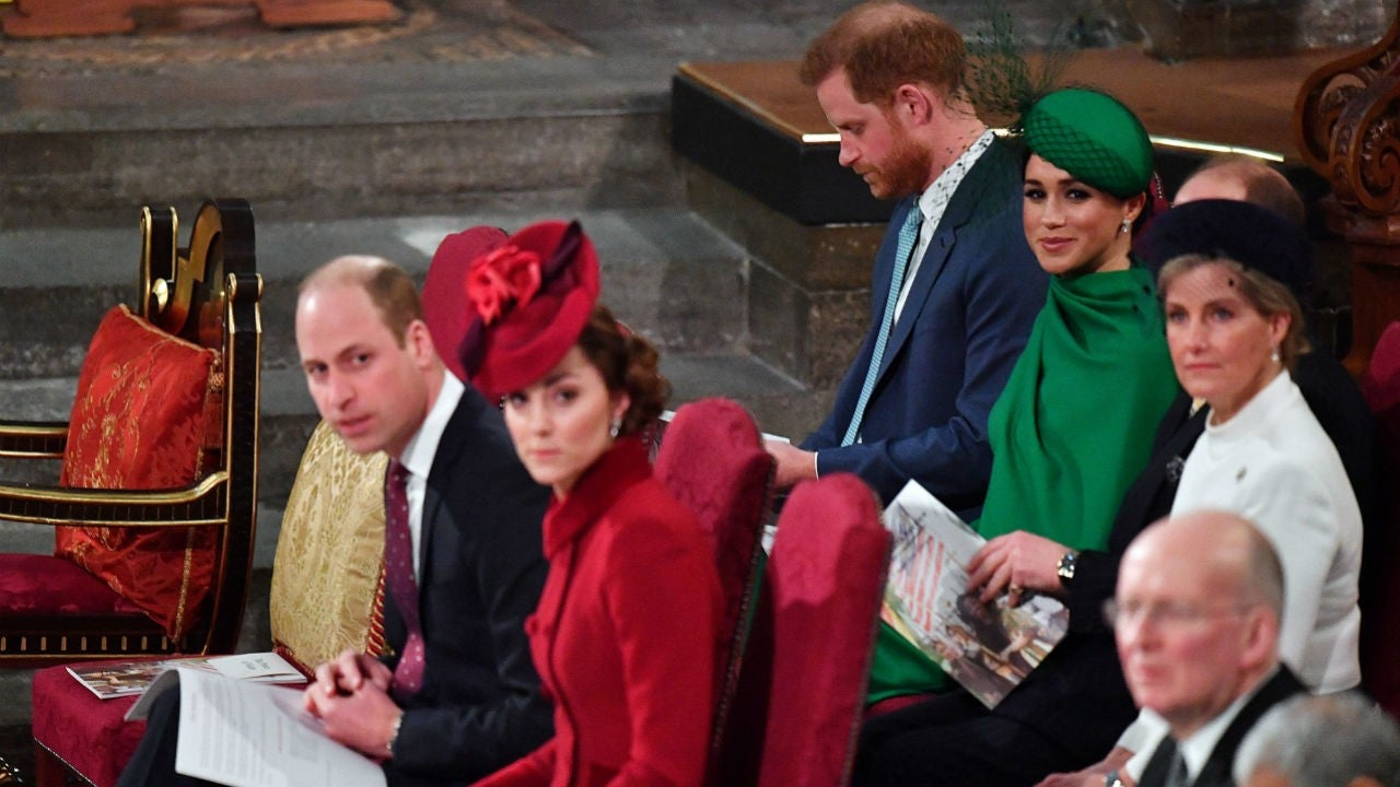 Meghan Markle and Prince Harry Attend Final Royal Event Alongside Kate Middleton and Prince William