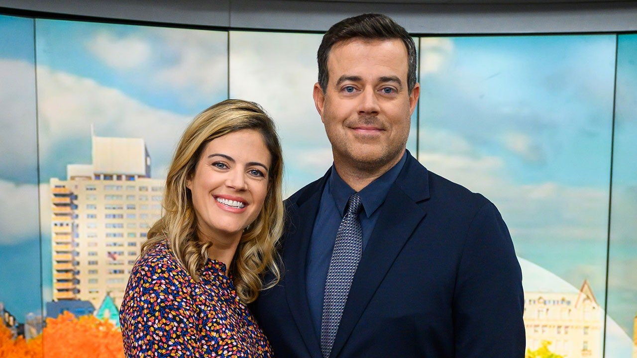 Carson Daly Praises His 'Superhero' Wife for Giving Birth Amid Coronavirus Outbreak