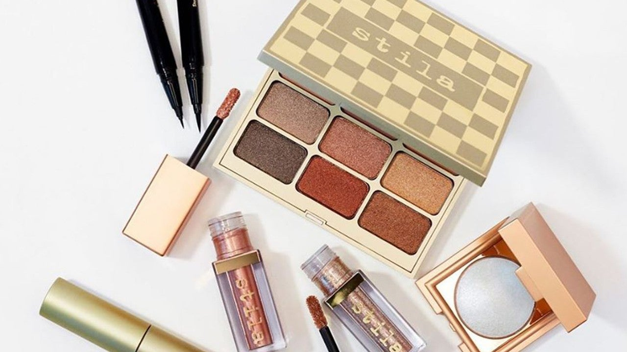 Stila Sale: Free Eye Duo on Orders Over $50