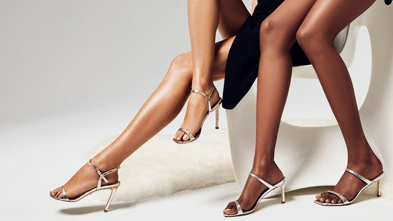 Stuart Weitzman Sale: Take 50% off Daryl Sneakers and 30% Off Sandal Favorites
