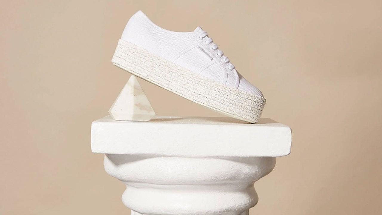 Superga Sale: Get 25% Off Sneakers