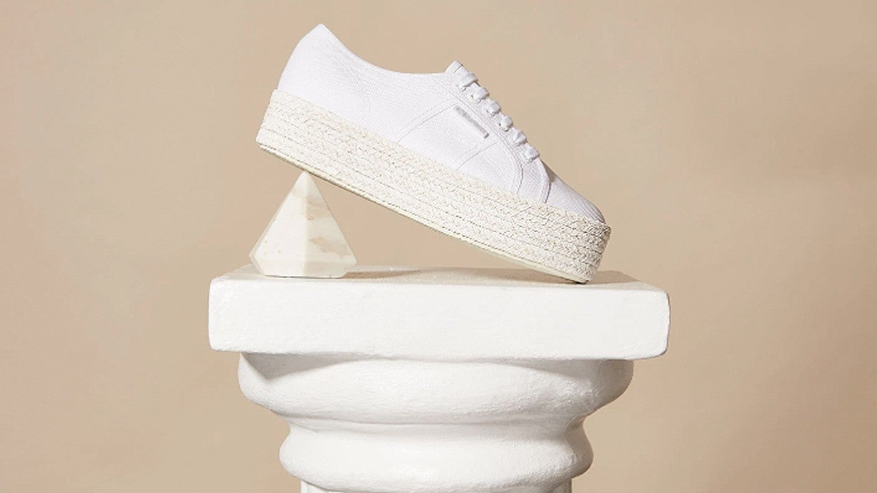 Superga Sale: Get 25% Off the Stylish Sneakers