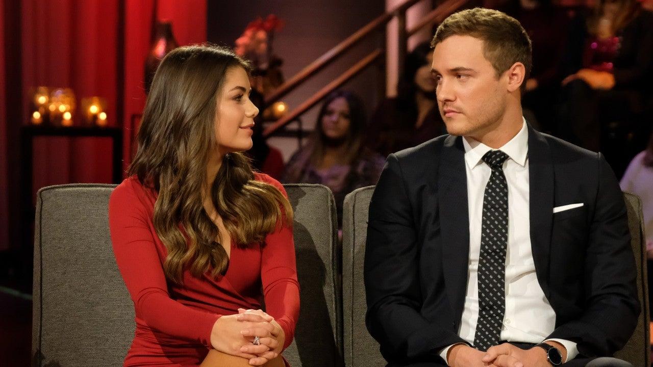 Hannah Ann Sluss Shades Bachelor Peter Weber and His TikToks