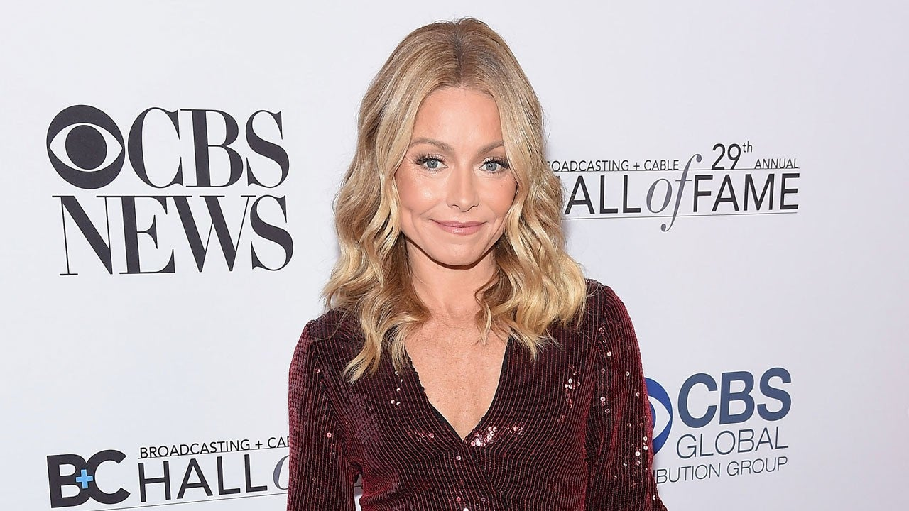 Kelly Ripa Responds to Complaint About 'Lack of Personal Grooming'