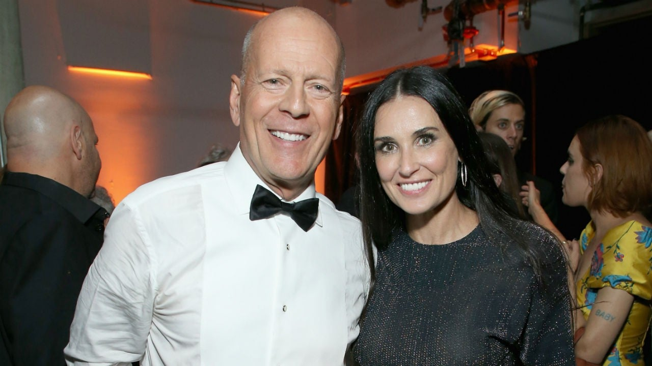 Why Bruce Willis Isn't With Wife and Young Daughters Amid Quarantine With Ex Demi Moore (Exclusive)