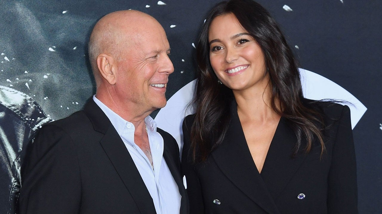Bruce Willis' Wife Shows Him Love as He Isolates With His Ex & Kids