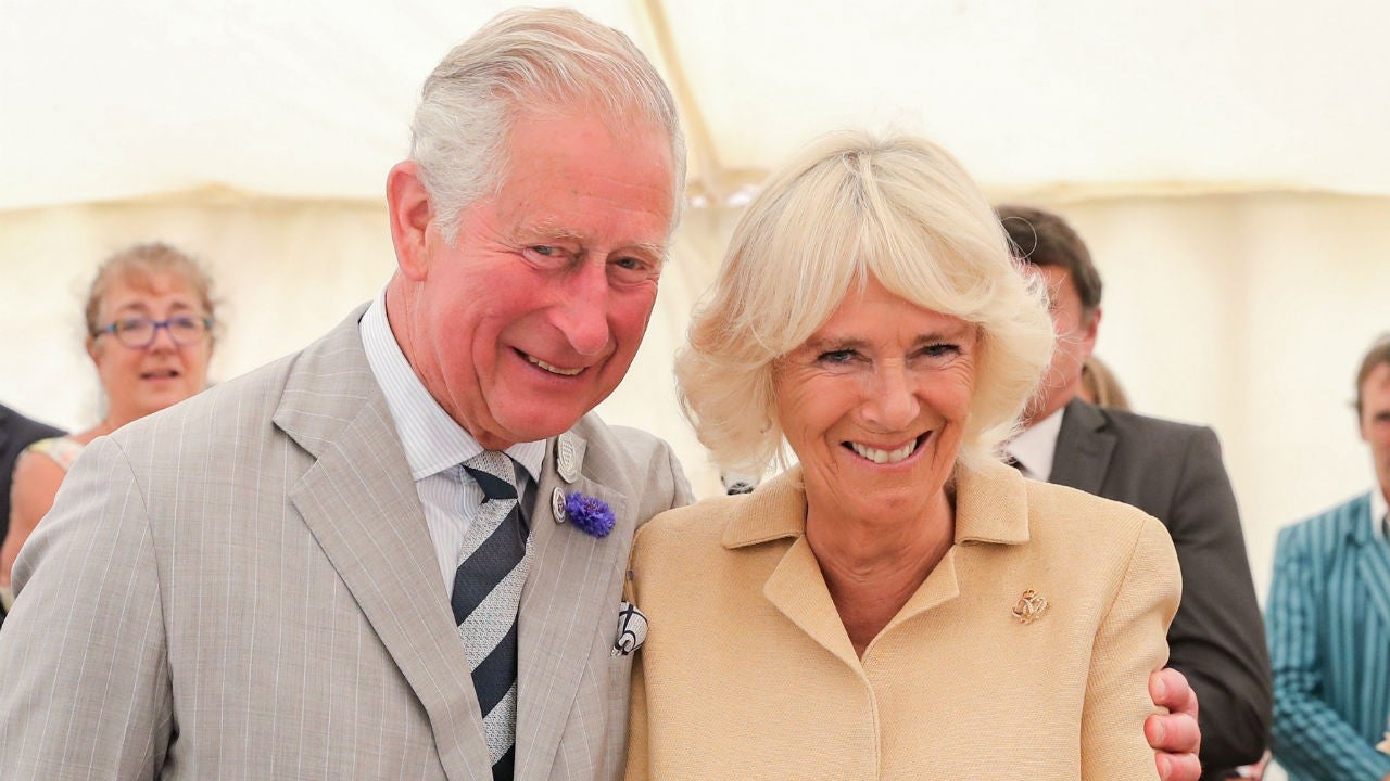 Camilla Reunites With Prince Charles After 14 Days of Isolation