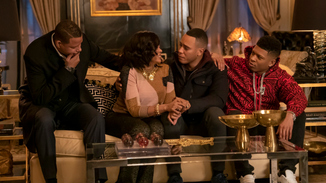 'Empire': Lucious and Cookie Stage an Intervention in 100th Episode