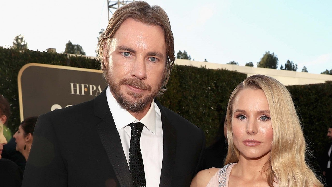 Kristen Bell Explains Why Quarantining With Dax Shepard Has Been Hard