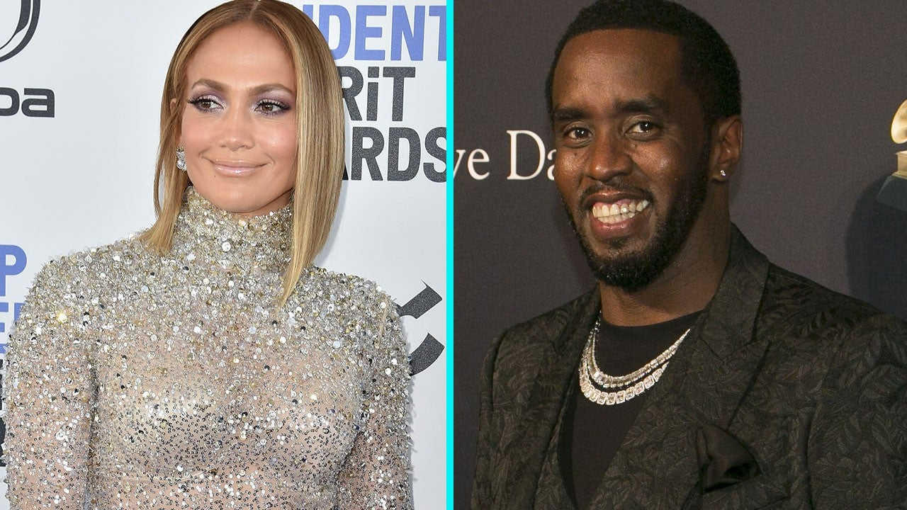 Exes Jennifer Lopez and Diddy Reunite for Dance-a-Thon Coronavirus Fundraiser