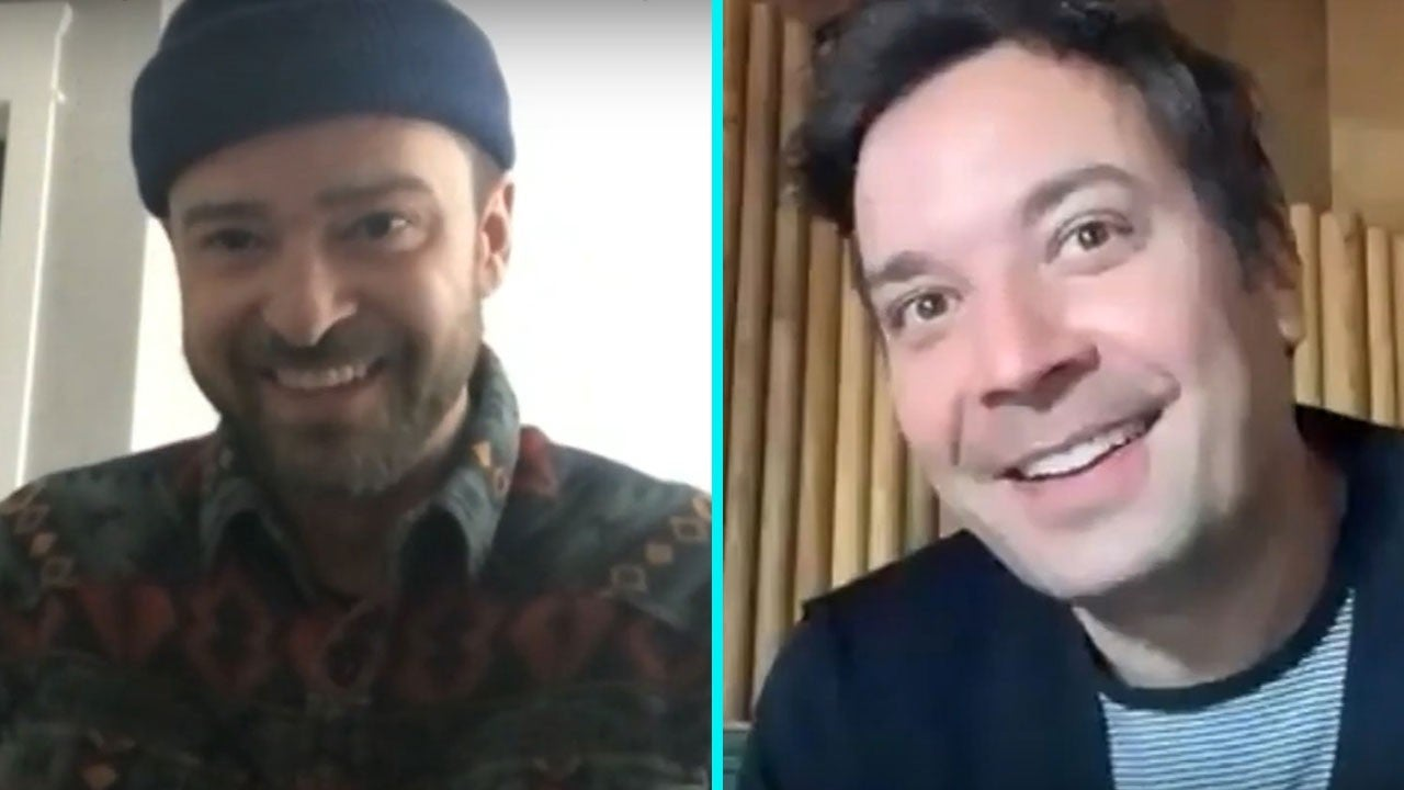 Justin Timberlake & Jimmy Fallon Reminisce on the First Time They Met