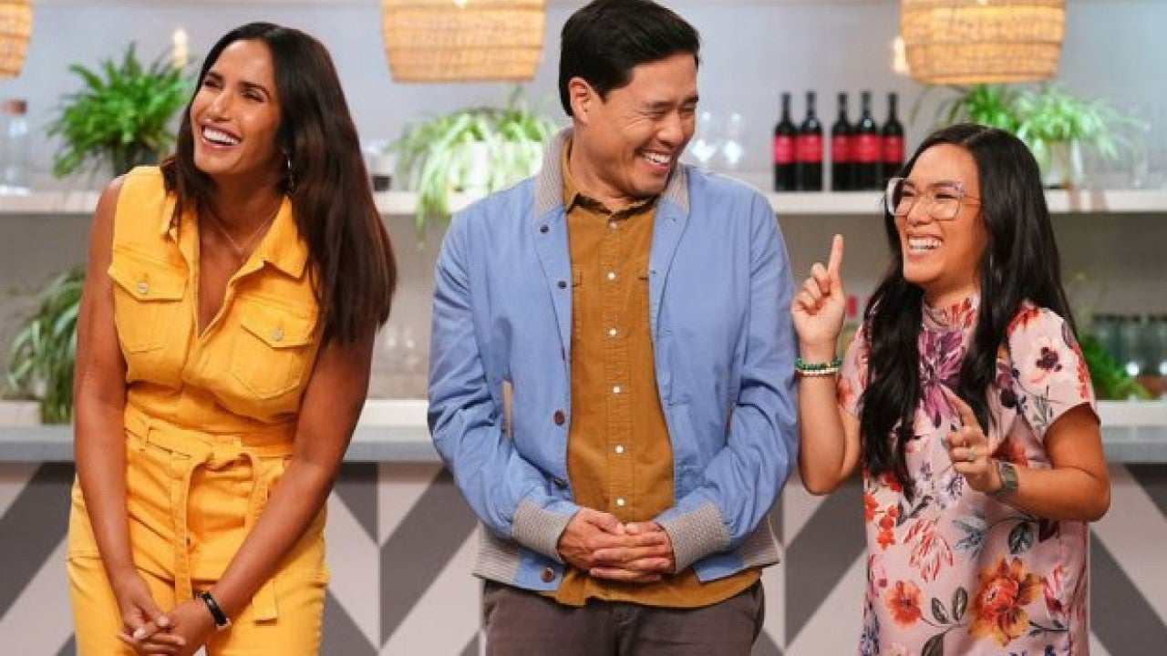 'Top Chef' Sneak Peek: Ali Wong and Randall Park Challenge the Chefs