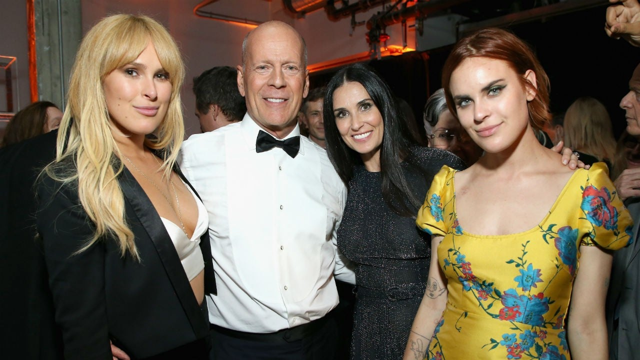 Bruce Willis Has Been Quarantined With Ex Demi Moore for Over 27 Days