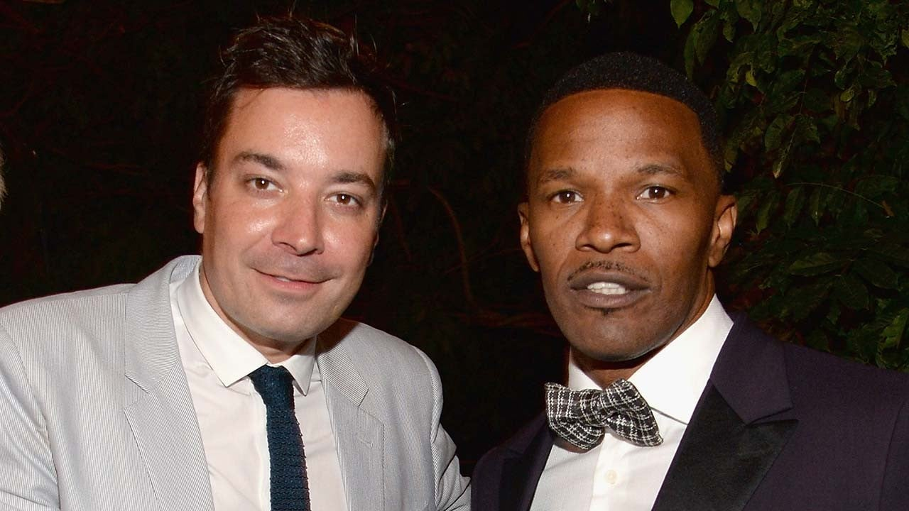 Photo of Jamie Foxx Defends Jimmy Fallon Over 'SNL' Blackface Backlash: 'This One Is a Stretch'