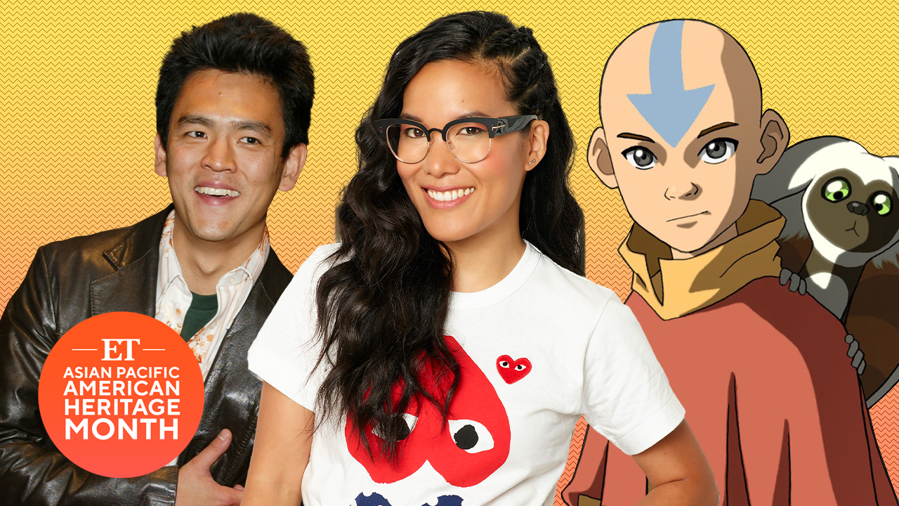 www.etonline.com: 11 Asian American Stars on the Movies, TV Shows and Books That Influenced Them the Most