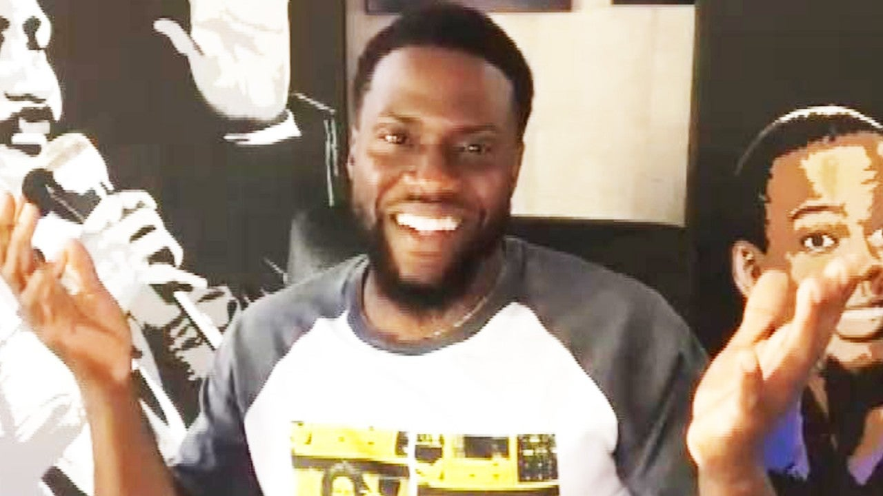 Kevin Hart Addresses His Past Mistakes Ahead of New Audiobook Release