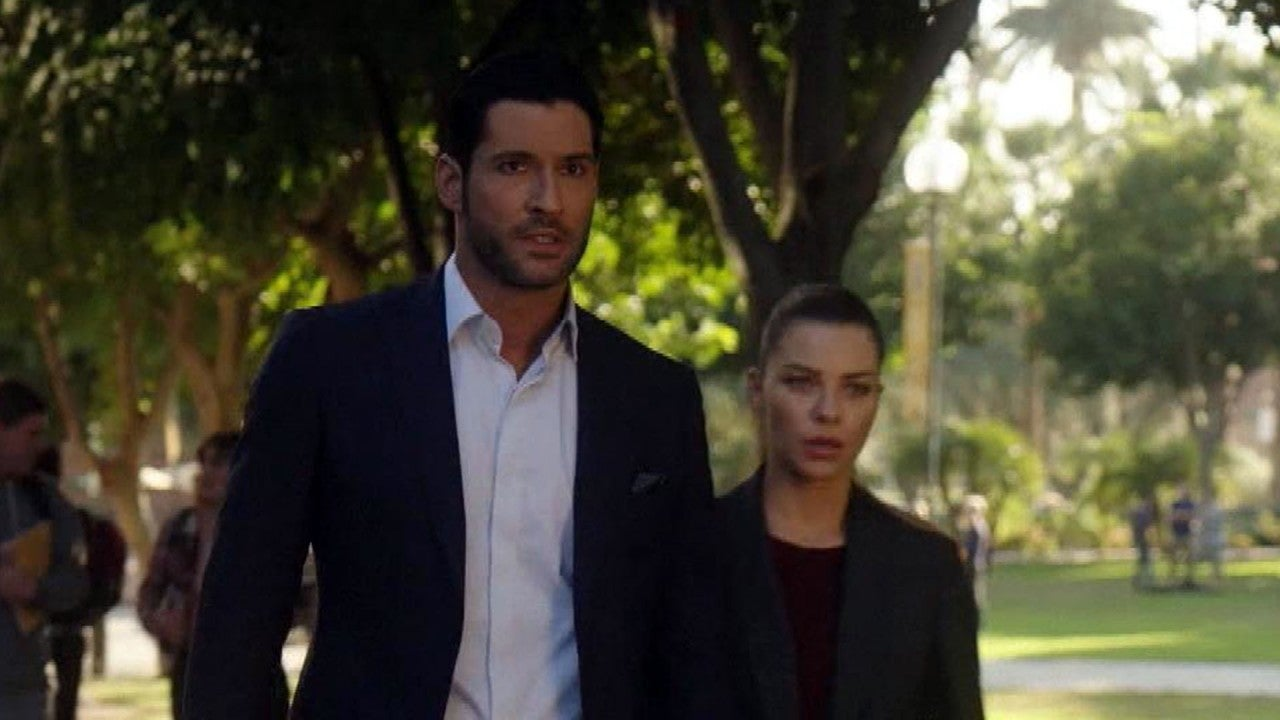 'Lucifer' Asks Chloe How to Break Up With Eve in This Season 4 Deleted Scene (Exclusive)