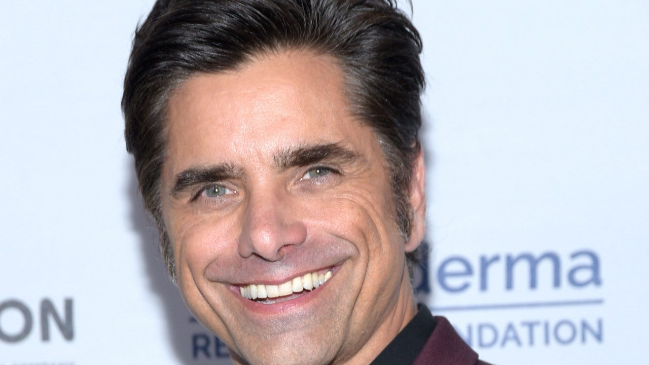 How John Stamos and Vanessa Williams Socially Distanced While Filming