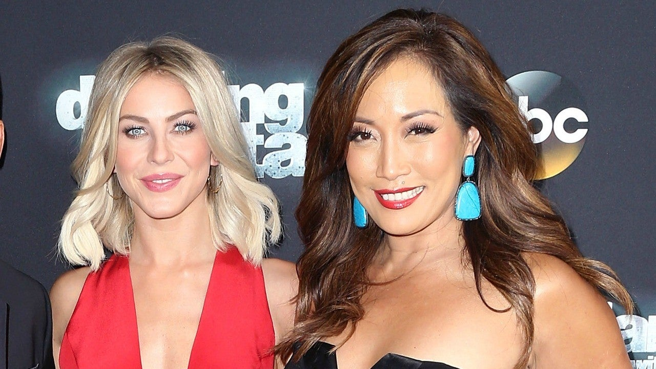 Carrie Ann Inaba Shares Support for Julianne Hough Following Brooks Laich Split (Exclusive)