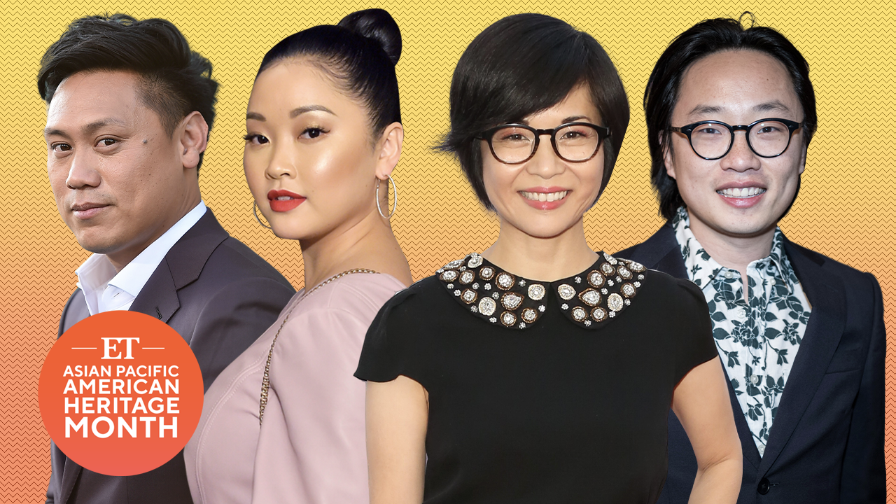 www.etonline.com: 14 Asian American Stars Recall When They First Felt Represented in TV and Movies