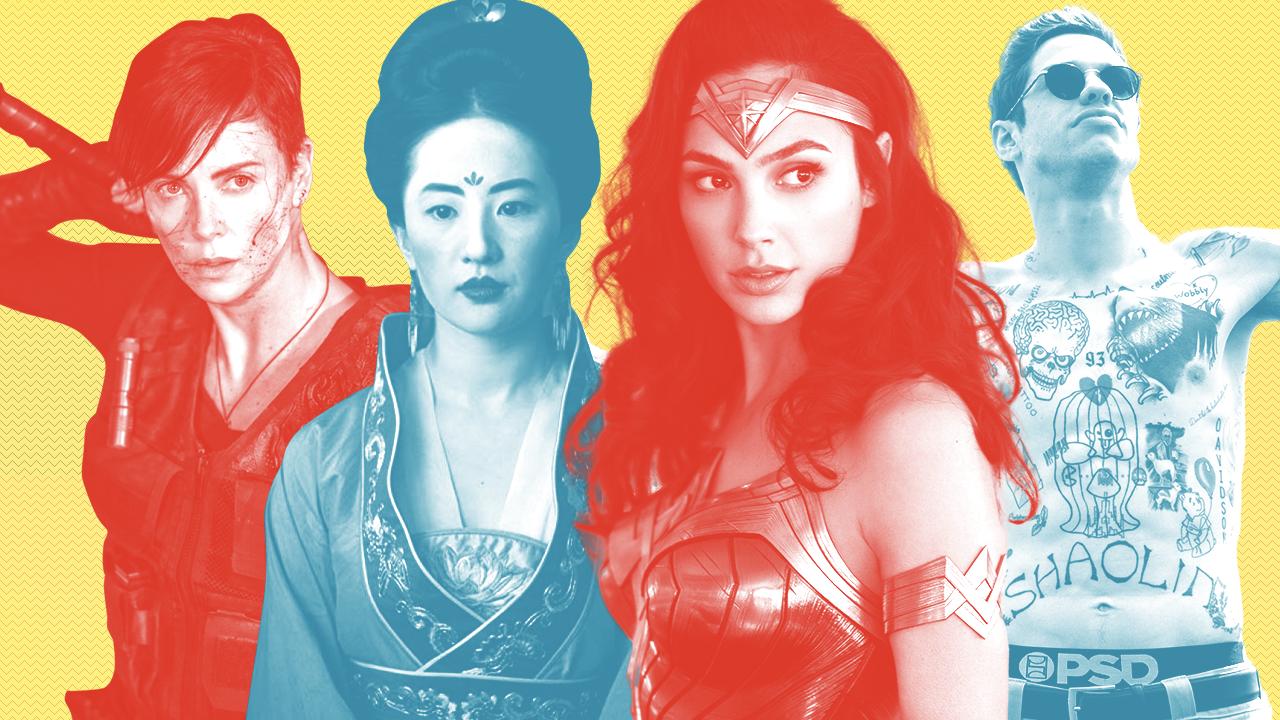 Summer Movies 2020 :  Tenet ,  Mulan ,  Wonder Woman 1984  and More