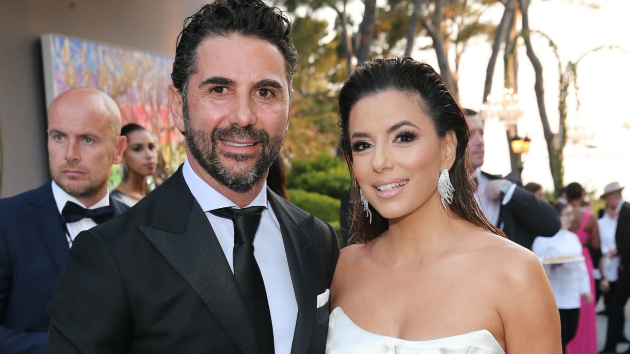 Eva Longoria Has Social Distancing Anniversary With Her Husband and a Live Band