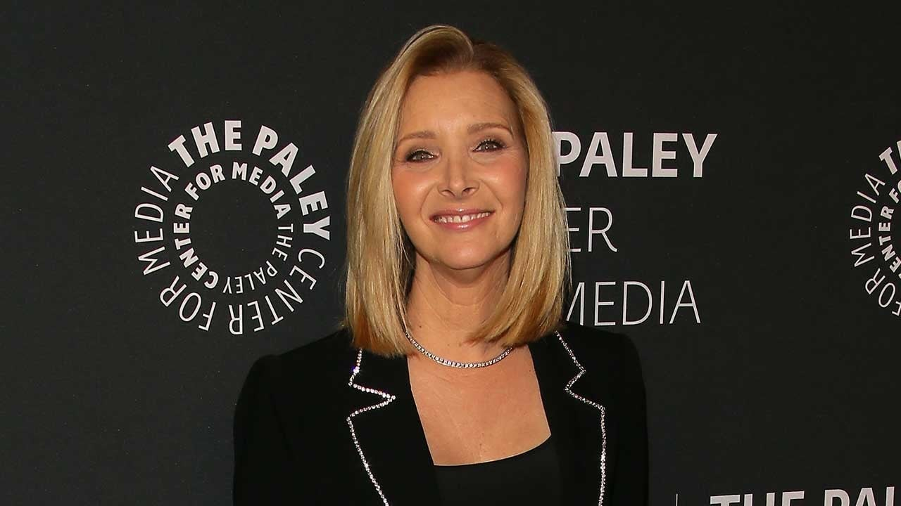 Lisa Kudrow Celebrates Son Julian's Graduation: See the Sweet Pic!