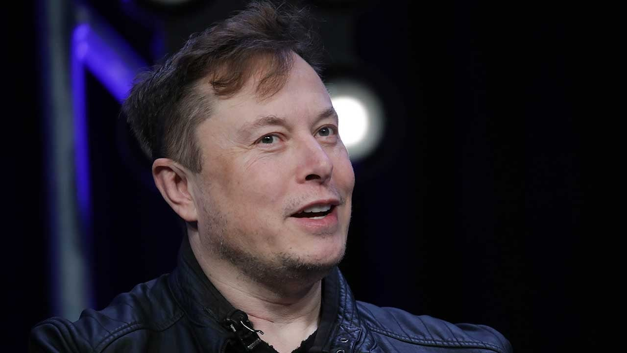 Elon Musk Shares New Pic of Son X Æ A-12