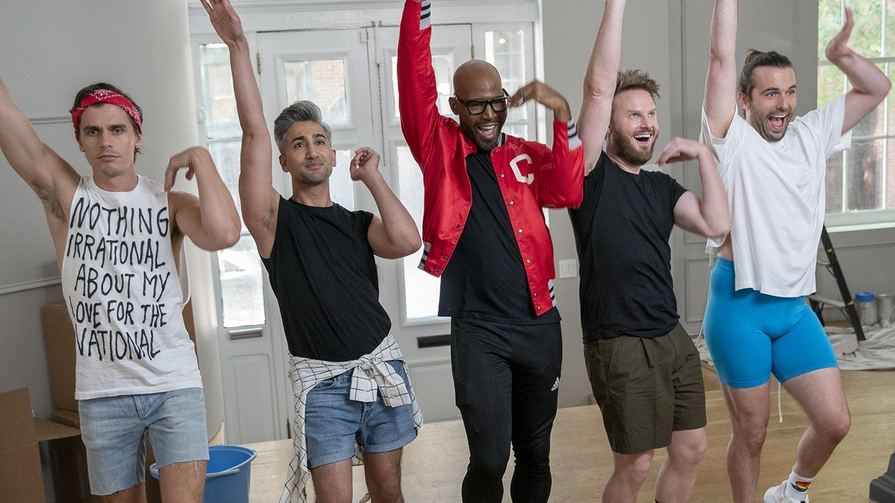 'Queer Eye': The Fab 5 Returns With Season 5 on June 5