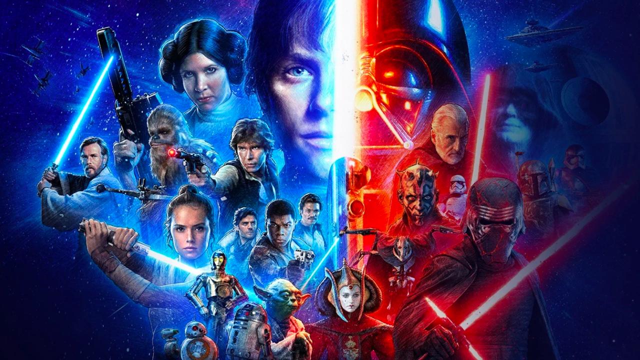 Star Wars 1-6 Stream