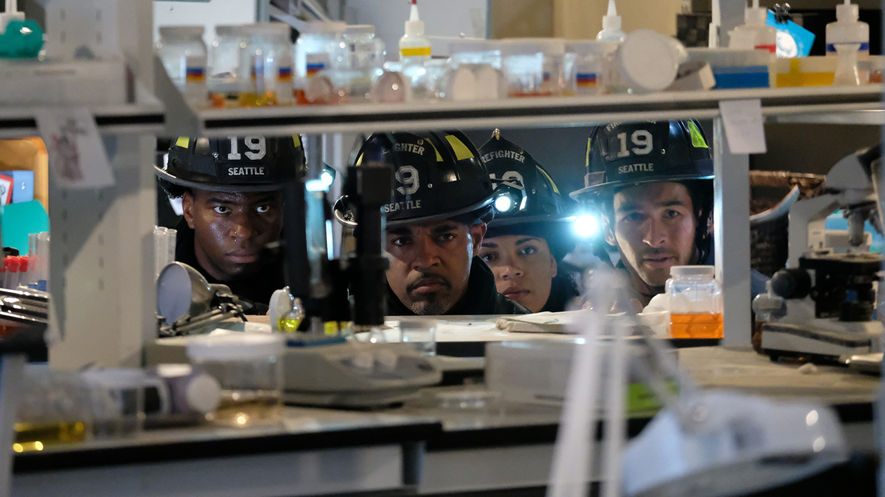 'Station 19': Which of Our Favorites Are in Danger? Watch This Explosive Finale Sneak Peek (Exclusive)