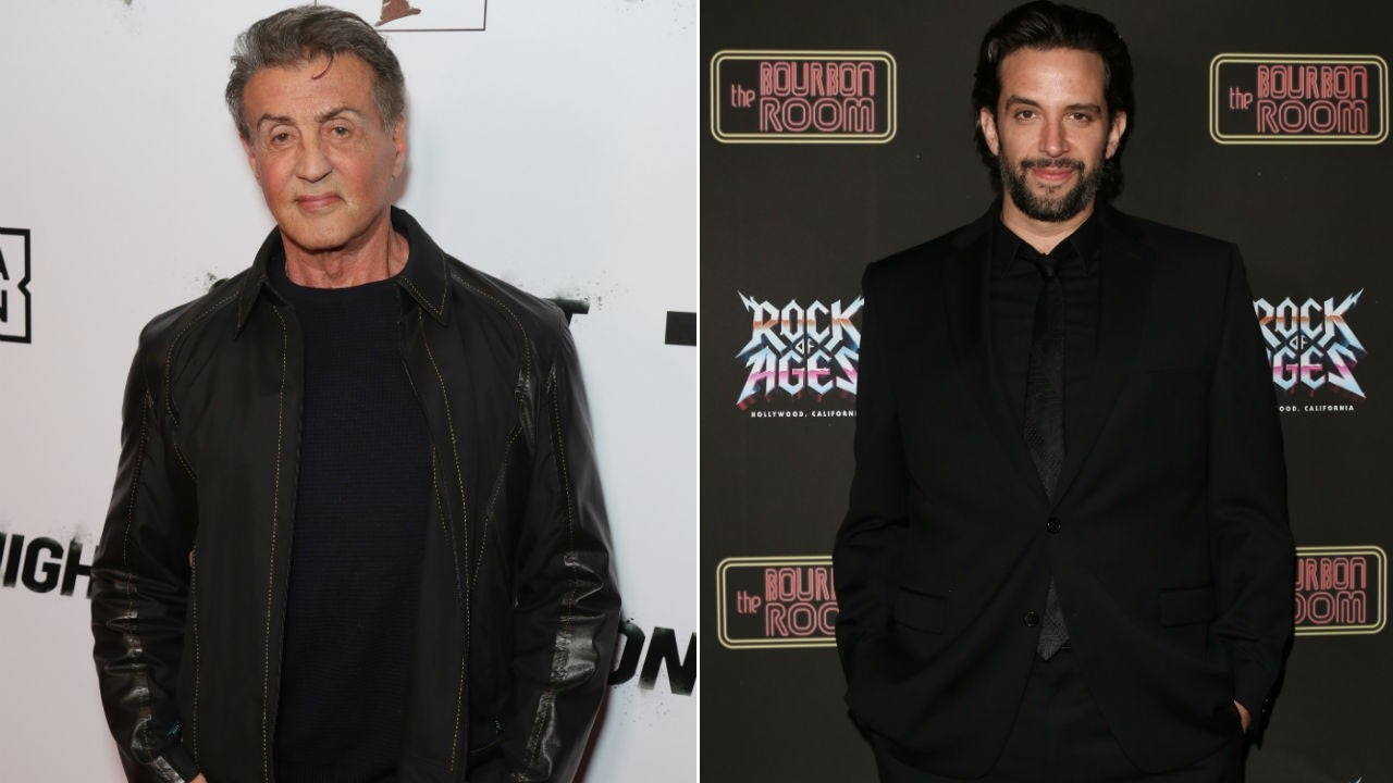 Sylvester Stallone Shares Words of Encouragement for Nick Cordero