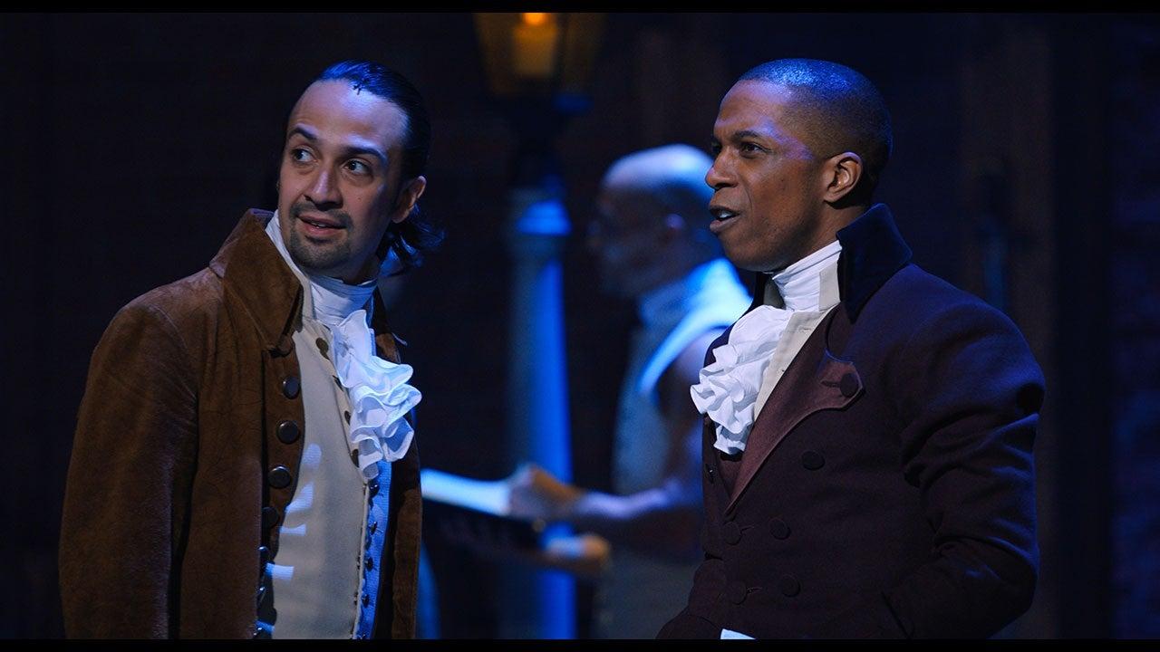 How to Watch 'Hamilton' on Disney Plus