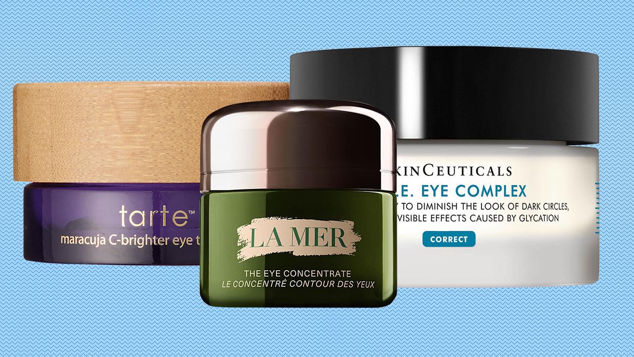 23 Best Eye Creams -- Drunk Elephant, La Mer, Bliss, Stila and More