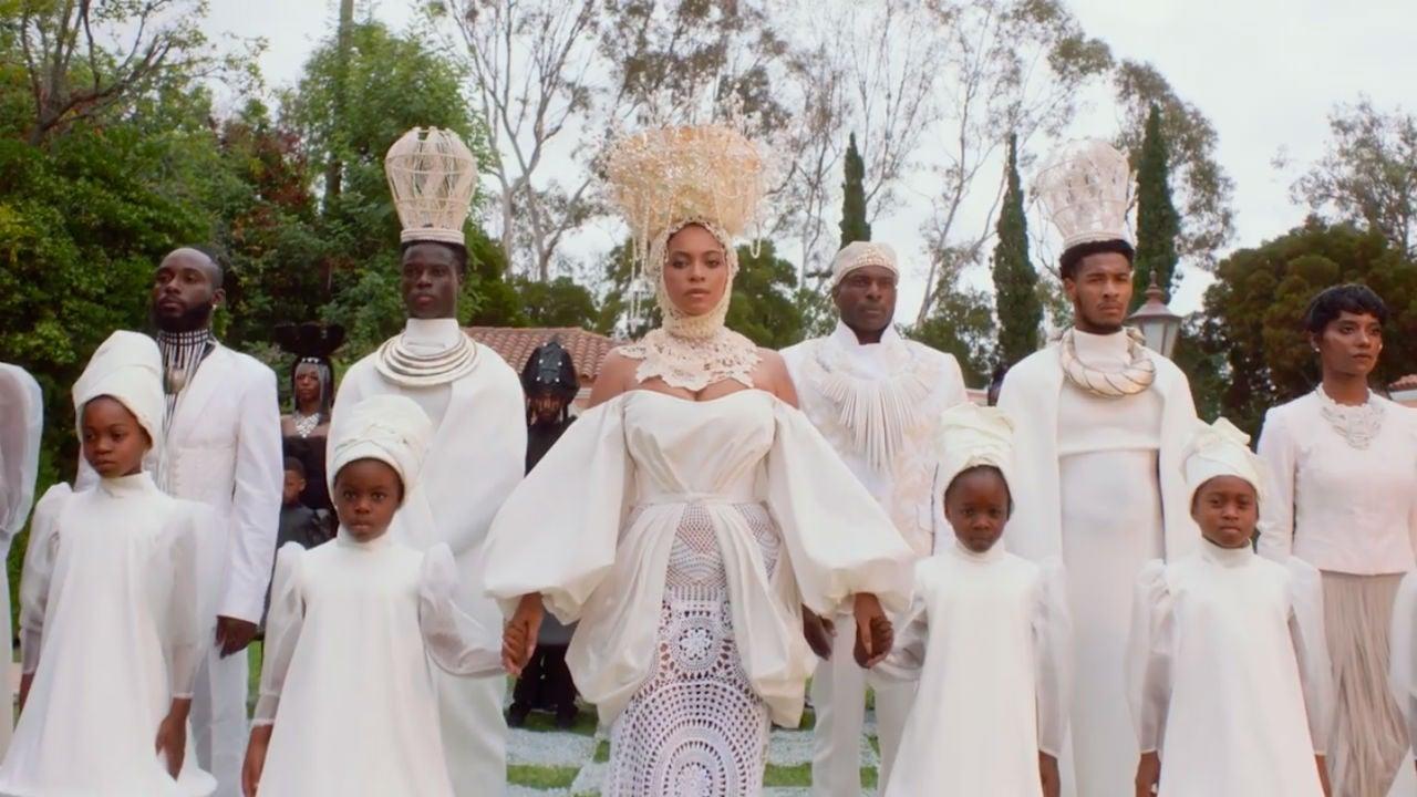 Beyoncé's 'Black Is King': How to Stream on Disney Plus