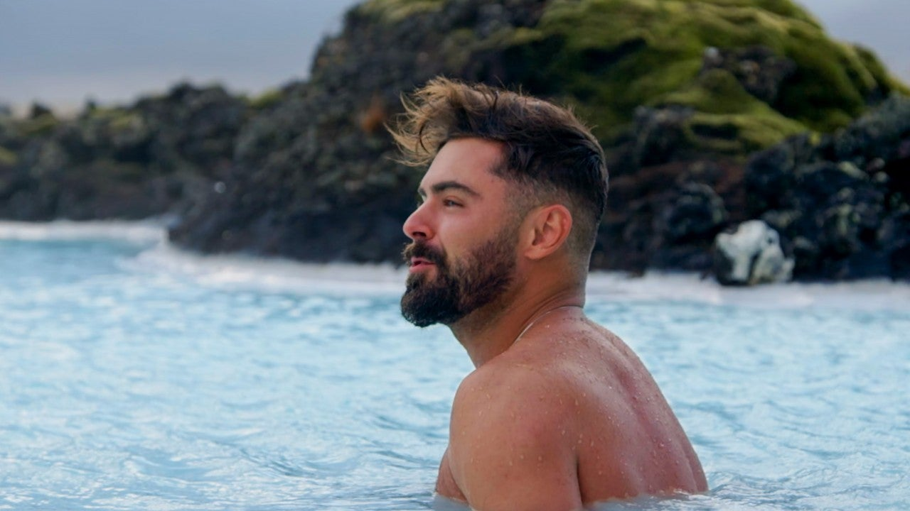 Zac Efron Gets 'Down to Earth' in New Netflix Show - Watch the Trailer