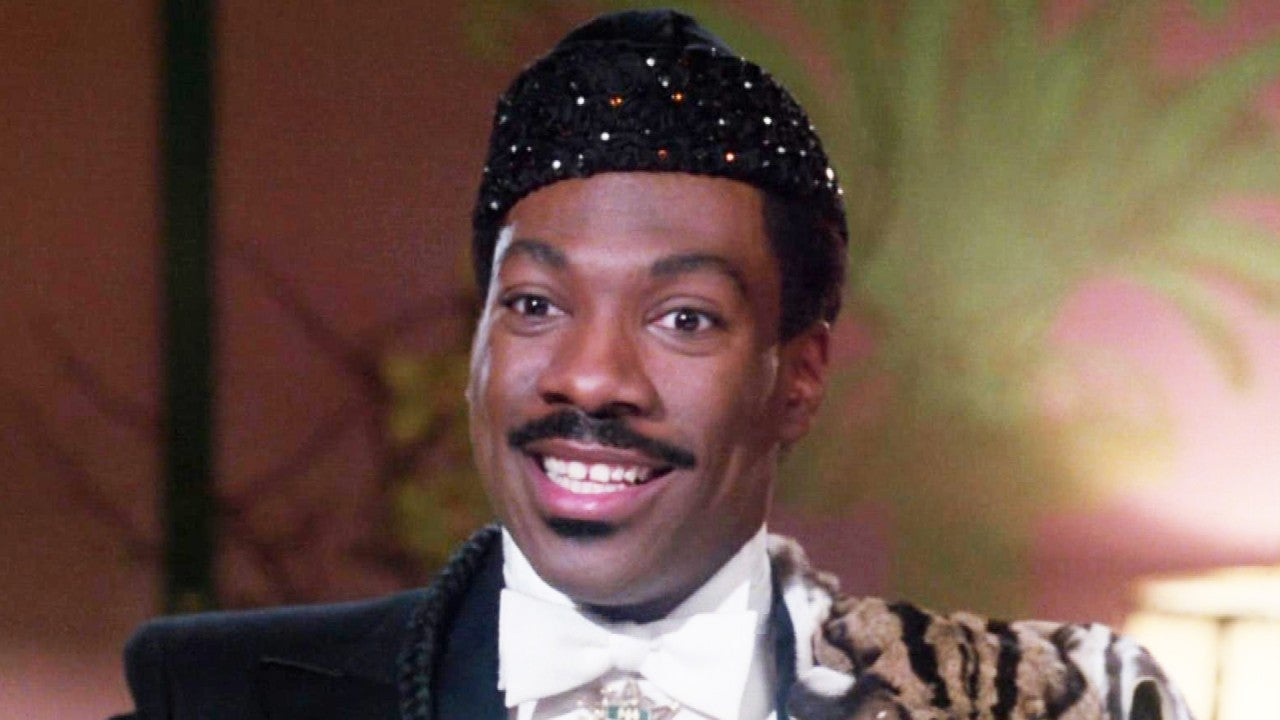Eddie Murphy Dishes on Highly Anticipated 'Coming to America' Sequel