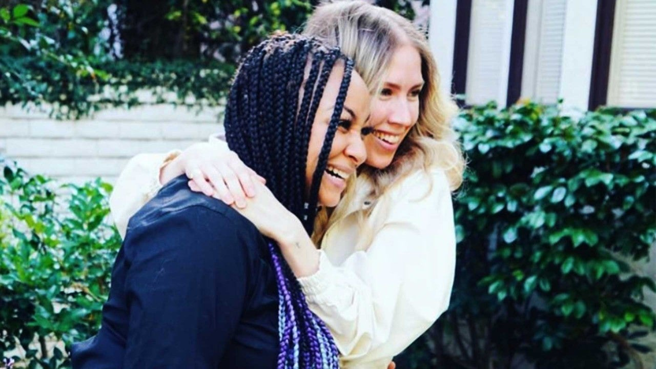 Raven-Symoné Gushes Over New Wife Miranda Pearman-Maday and Their Perfect Wedding Day