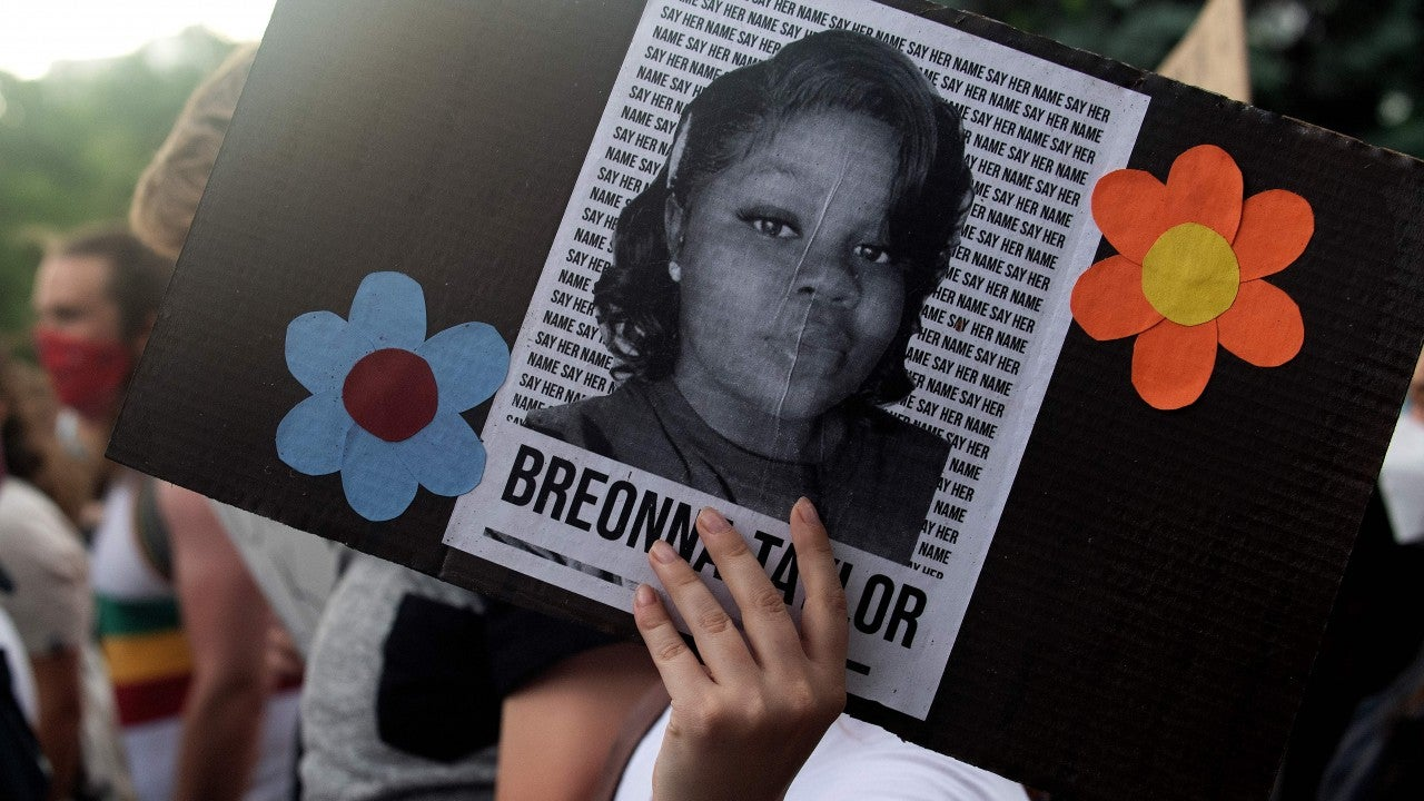 Breonna Taylor's Sister Speaks Out After Louisville Officer's Indicted