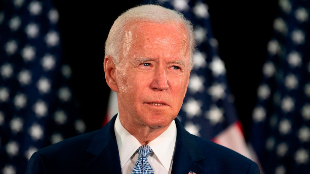 Joe Biden Praises George Floyd S Brave Daughter In Moving Video Message During Funeral Entertainment Tonight