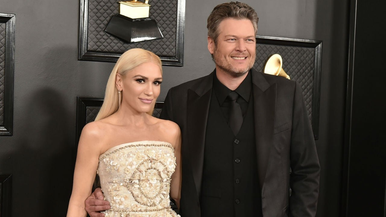 Blake Shelton Says He and Gwen Stefani Are 'Extremely Excited' About Engagement - Entertainment Tonight