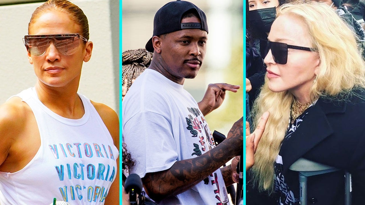 Jennifer Lopez, YG, Madonna & More Take to the Streets to Protest George Floyd's Death