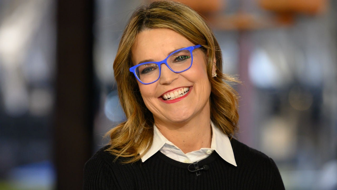 Savannah Guthrie Requires Second Eye Surgery After Complications From Her First Entertainment Tonight