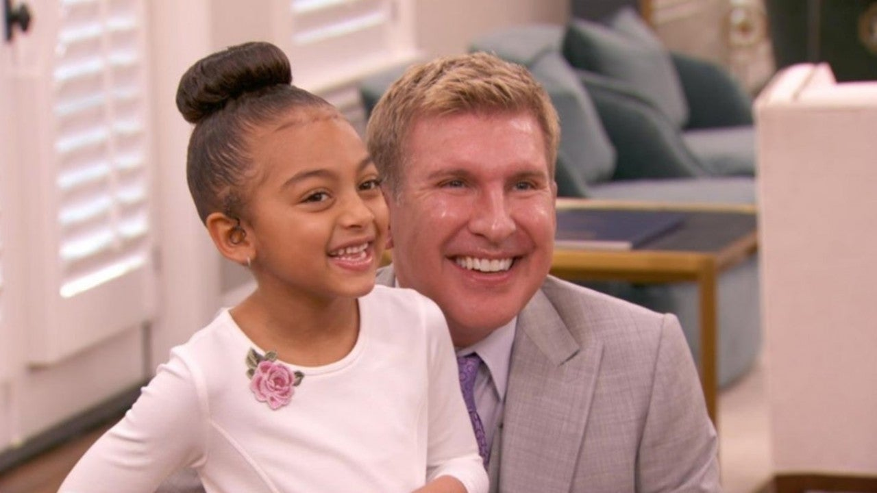 Todd Chrisley Fires Back at Racist Comment About His Biracial Granddaughter
