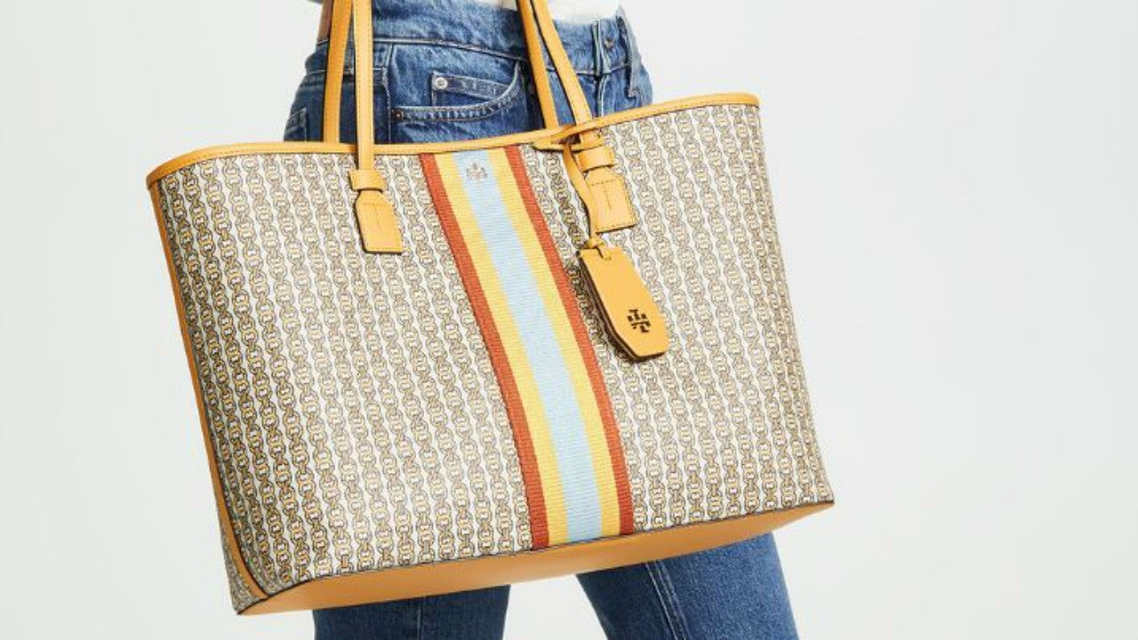 Take $50 Off This Tory Burch Tote at the Amazon Sale