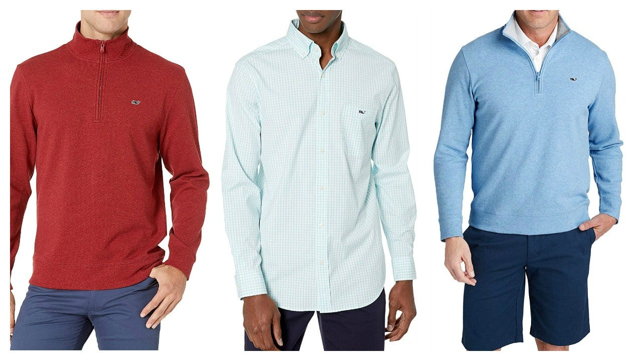 Up to 30% Off Vineyard Vines for Men at the Amazon Summer Sale