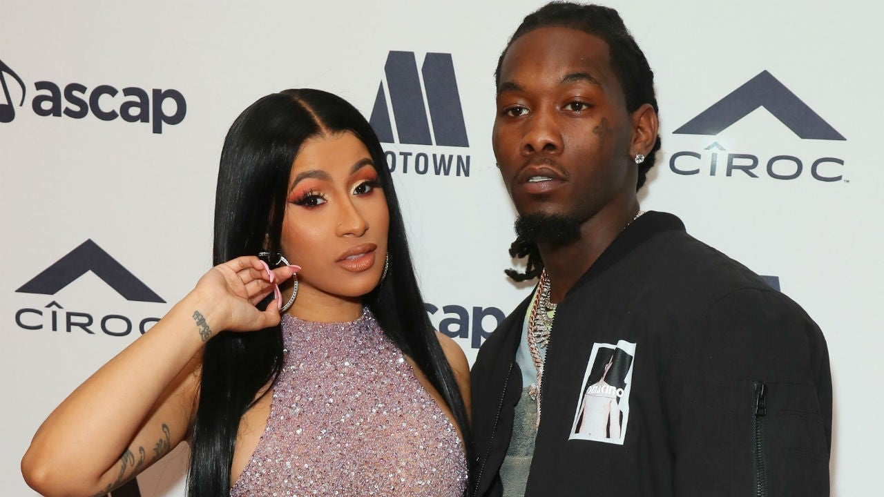 Offset Buys Daughter Kulture a Birkin Bag for Her 2nd Birthday -- See Cardi B's Reaction