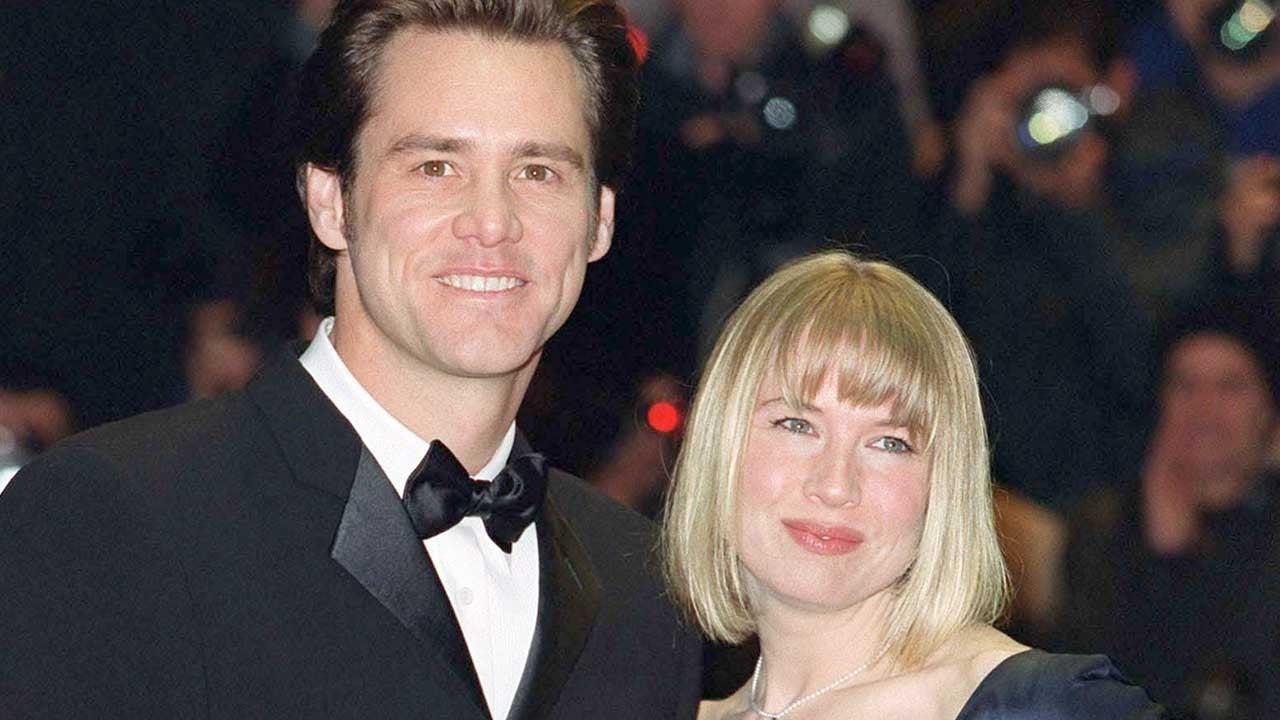 TBT: Renée Zellweger și Jim Carrey