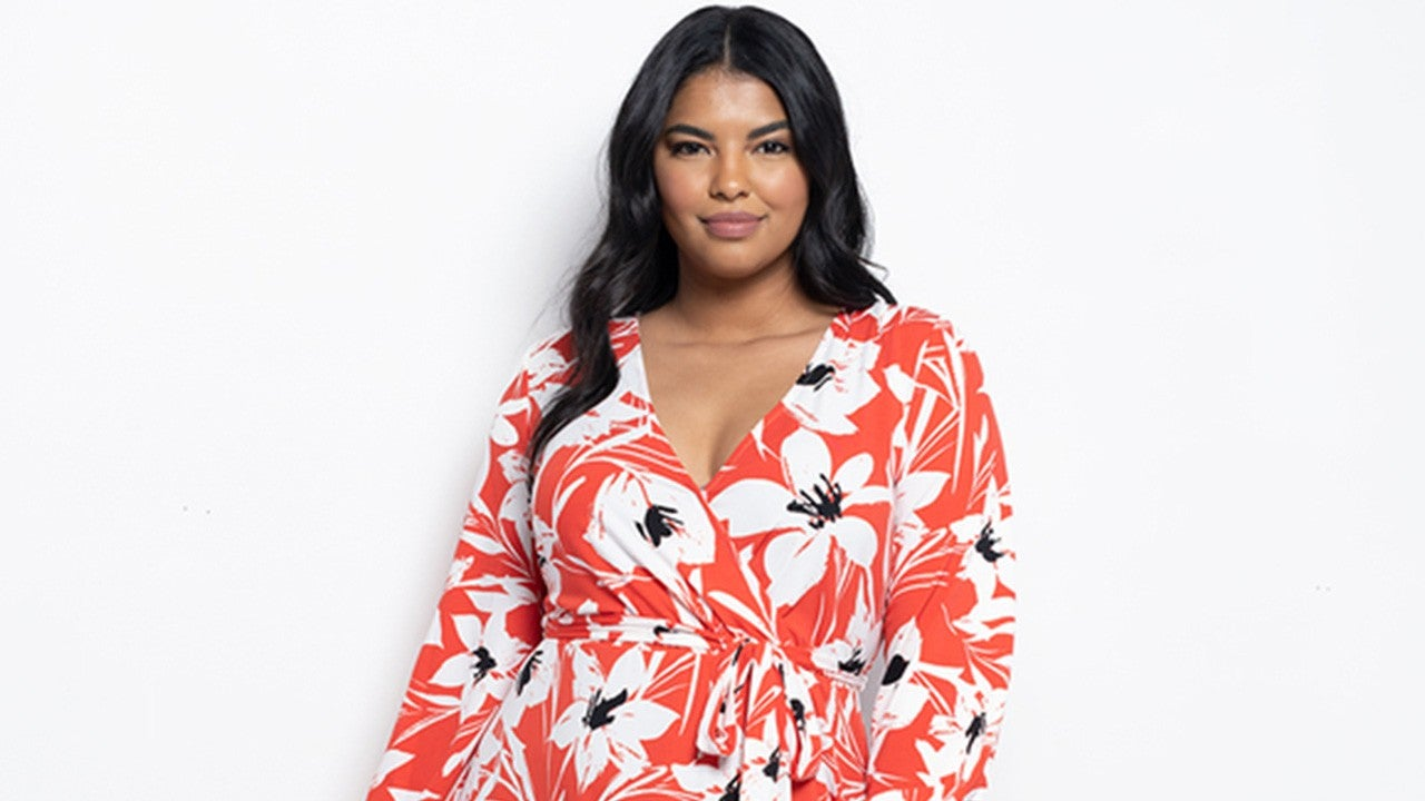 Floral Dresses That You'll Wear Well Into Fall
